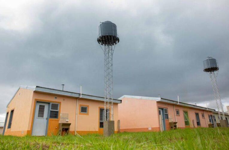 51 familias recibieron su casa en Itaembé Guazú