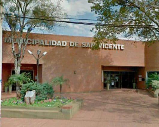 Actual intendente y concejales de San Vicente denuncian al ex intendente por supuestas irregularidades